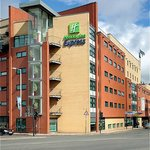 Your Holiday Inn Express in Glasgow city centre