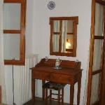 The dressing-table