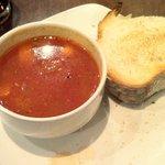 Starter - Minestroni soup