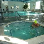 Le ritz piscine