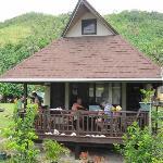 صورة فوتوغرافية لـ Aitutaki Beach Villas