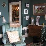 Our Agatha Christie Room