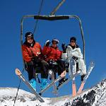 Enjoy the slopes of Taos Ski Valley