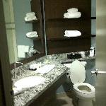 Bathroom Rm 421 West Wing