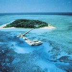 Green Island, just 26km from Cairns