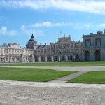 Palacio en Aranjuez