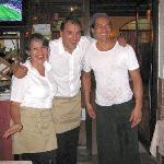 Maria, Ceasar & Daniel