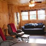 Cozy Cabin Rental Suite