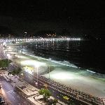 Vue de Copacabana depuis la terrasse