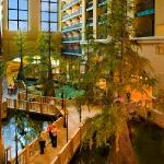 Indoor view-Atrium lobby