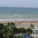 Manta Oro Verde Beach
