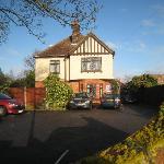 Lattice Lodge Guest House Ipswich Suffolk UK