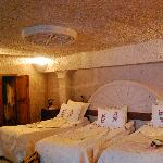 Plush family rooms