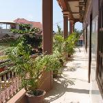 Balcony & Walkways