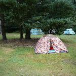 plot tent space