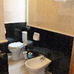 部屋のトイレ&ビデ