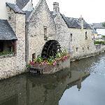 Baueux canal