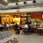 JD Cafe at Iloilo Airport