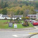 Village in which Greenlea is central