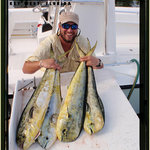 Key West Charter Fishing for Mahi - Here are some nice dolphin!