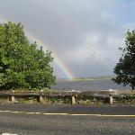 A beautiful rainbox in Mayo