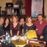 At the Nuevo Chique Milonga