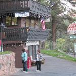 the resort office