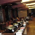 24 hrs. coffee shop (Zodiac restaurant)