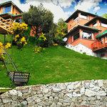 En Llao Llao, Bariloche, Patagonia Argentina