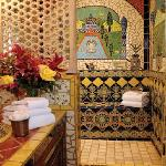 Grand Artisan Tile Bathroom