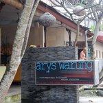 Ary's warung