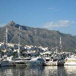 Marbella's Puerto Banús