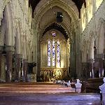 Inside of the Trinity Cathedral