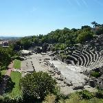 The large amphitheater