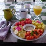 Los desayunos de Clarissa