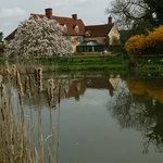 Dedham Hall accross the pond