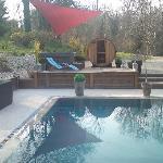 La piscine, le spa et le hammam