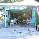 Blue Desert Cafe