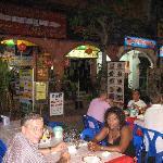 Restaurant vor den Baan Karaket