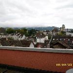 Room 401 - rooftop patio