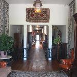 Central Hallway - 154'
