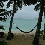 View from our deck at Bungalow No.4