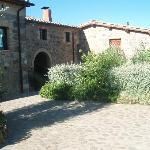 Front of il Poggione