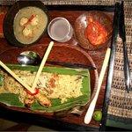 Nasi Panggang - the specialty and tasty