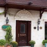 The Front Door of Sirkeci Konak