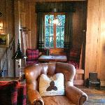Living Room & Dining Nook
