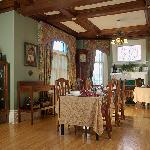 Edwardian Dining Room