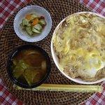 バガンの日本食屋