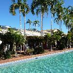 Una delle 2 piscine