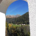 quelle: dettaglio del panorama dalla Sonnensuite